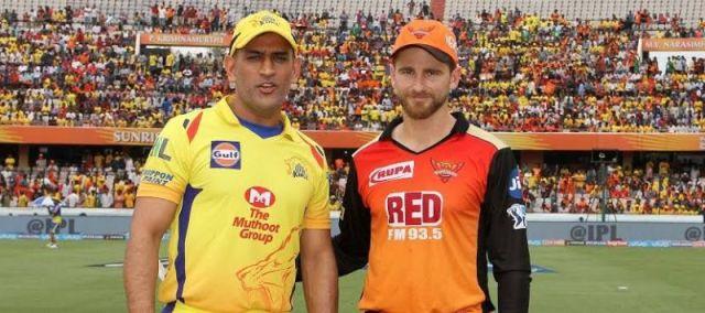 SRH vs CSK, IPL T20 Match Live Score Update: आज रात 8 बजे से खेला जाएगा हैदराबाद और चेन्नई के बीच मैच