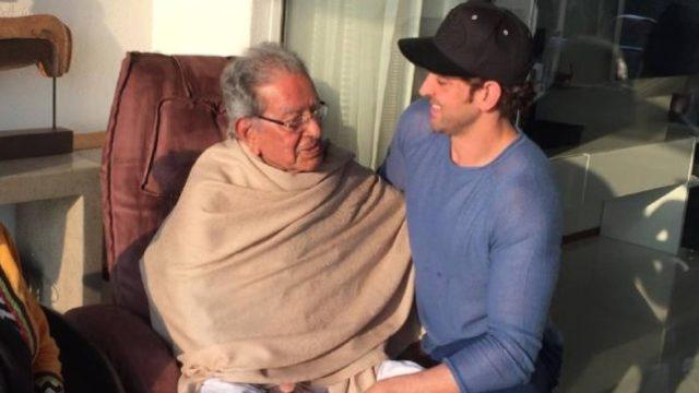 Live Updates | ऋतिक रोशन के नाना जे ओम प्रकाश का 93 साल की उम्र में निधन | मशहूर फिल्ममेकर का मुंबई में निधन