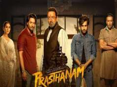 फिल्म प्रस्थानम बॉक्स ऑफिस कलेक्शन: Prassthanam Movie 1st Day Kamai, Worldwide Earning