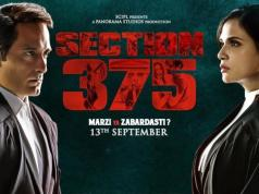 Section 375 Box Office Collection: फिल्म सेक्शन 375 1st Day Kamai, Worldwide Earning