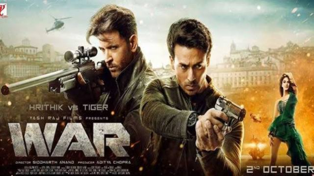 War Movie Box office Collection DAY 2: फिल्म वॉर 1st Day Kamai, Worldwide Earning Report