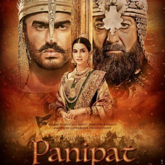 Panipat Movie Box Office Collection DAY 2: फिल्म पानीपत 1st Day Kamai, Worldwide Income