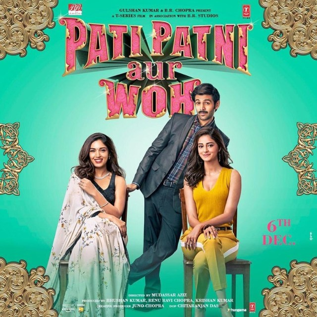Pati Patni Aur Woh Movie Box Office Collection DAY 2: फिल्म पति पत्नी और वो 1st Day Kamai, Worldwide Earning