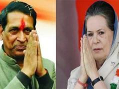BJP नेता राजकुमार चौहान की सोनिया गांधी से हुई मुलाकात, कांग्रेस में शामिल होने की अटकलें तेज