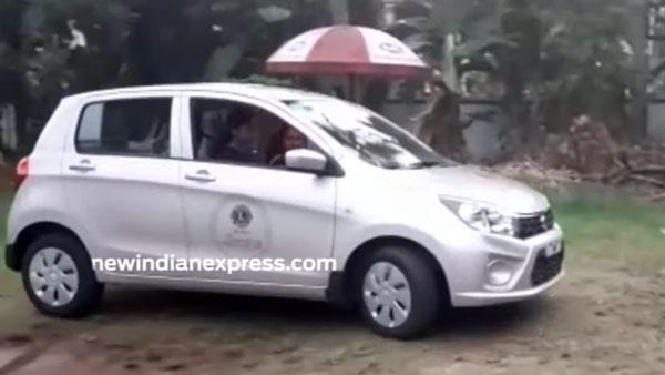 देश पहली महिला जिसके हाथ न होते हुए भी मिल सकता है ड्राइविंग लाइसेंस, देखें वीडियो