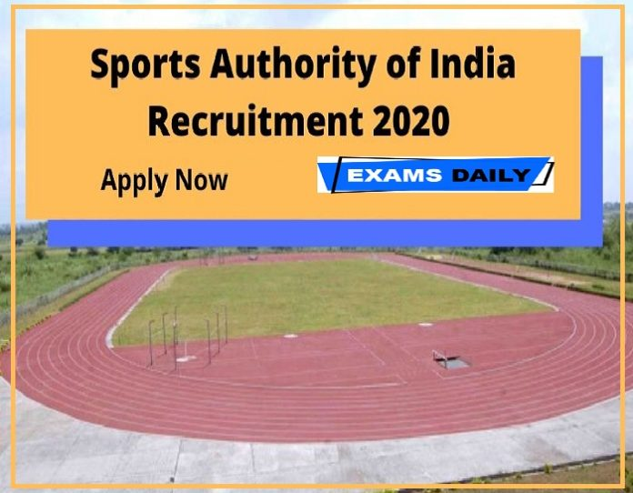 Sports Authority of India Recruitment 2020 Out – Apply for Anthropometrist Vacancies Here!!!