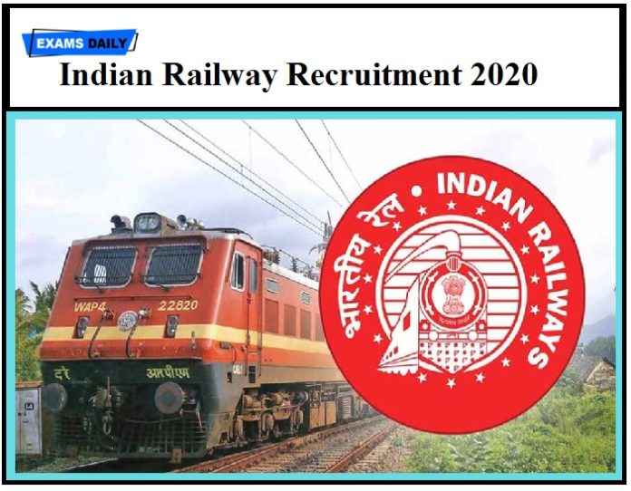 Indian Railway Recruitment 2020 OUT – Apply Online for 400+ Apprentice Vacancies