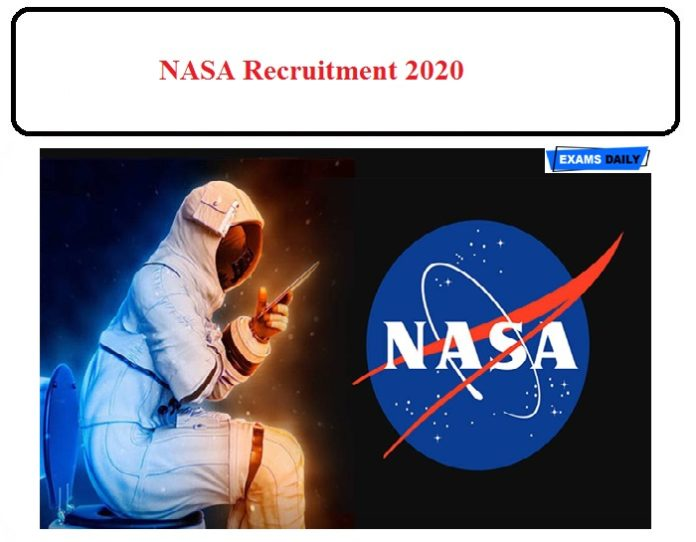 NASA Electronics Engineer Recruitment 2020