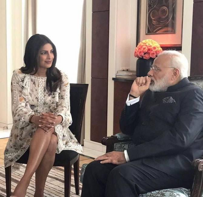 प्रियंका चोपड़ा का ट्राल्स को करारा जवाब