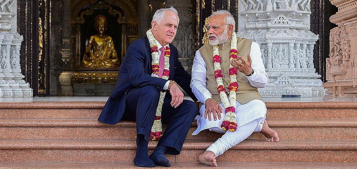 'गे संबंधों' के साथ-साथ प्रधानमंत्री का भी बना दिया मज़ाक