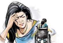 औरत पर दोहरी मार जैसा है फिज़िकल डिसेबिलिटी