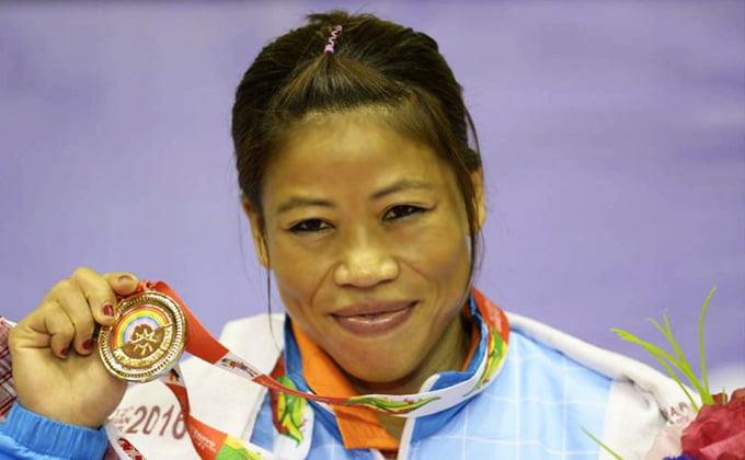 मैरी कॉम बनीं एशिया की सर्वश्रेष्ठ महिला एथलीट