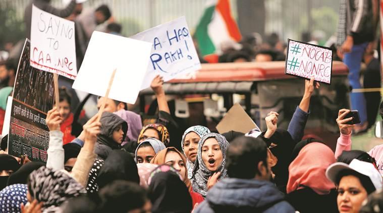 जामिया में हुए सीएए विरोधी मार्च के दौरान प्रदर्शनकारियों का पुलिस ने किया था यौन शोषण: रिपोर्ट