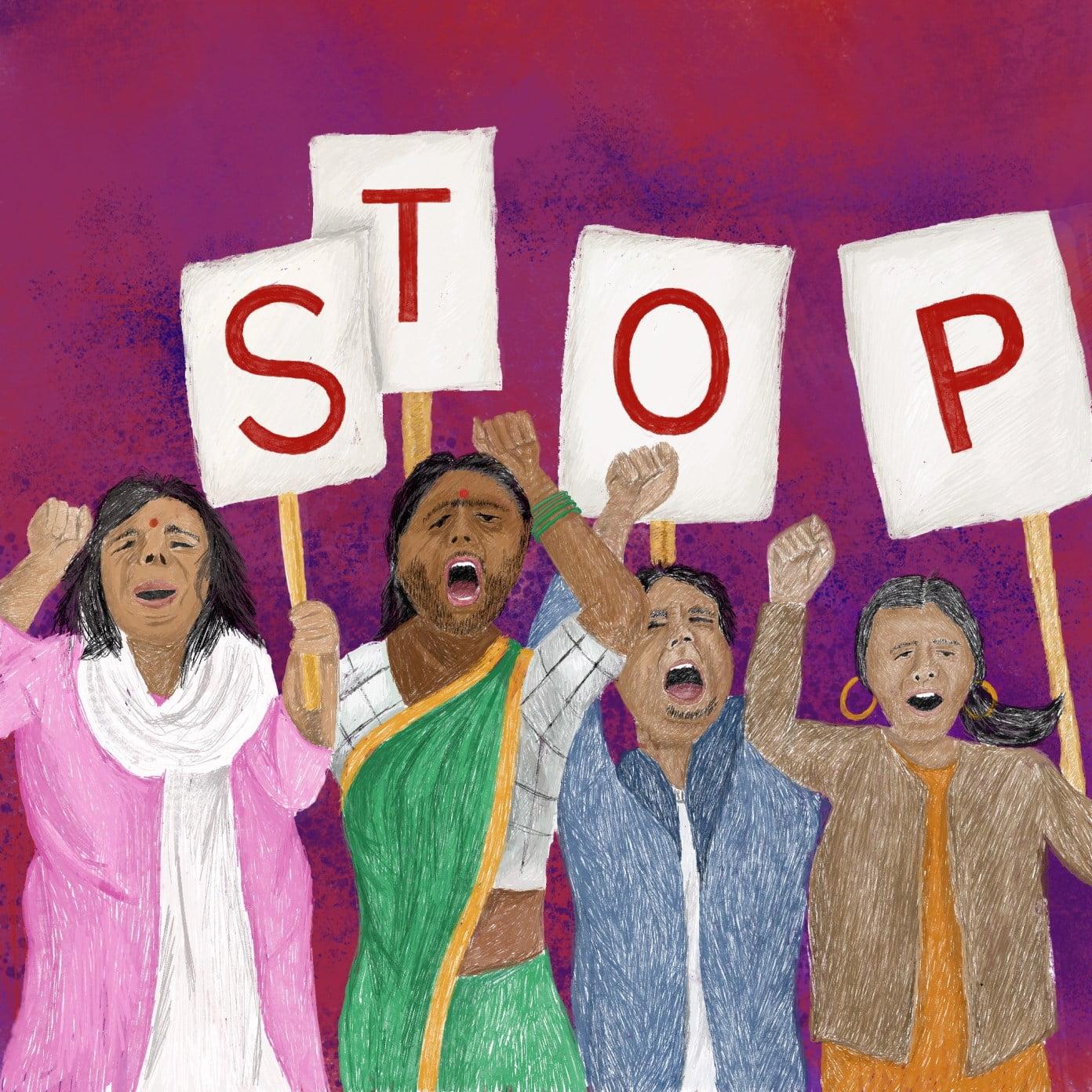 ब्राह्मणवादी पितृसत्ता और जातिवाद है दलित महिलाओं के खिलाफ बढ़ती हिंसा की वजह
