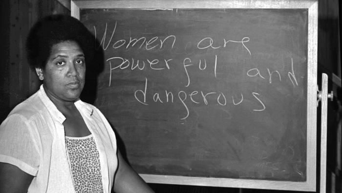 अल्पसंख्यकों की आवाज़, नारीवादी कवयित्री और सामाजिक कार्यकर्ता: ऑड्रे लॉर्ड