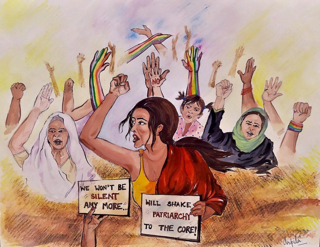 धर्म-संस्कृति के नाम पर आखिर कब तक होगी महिला हिंसा ?