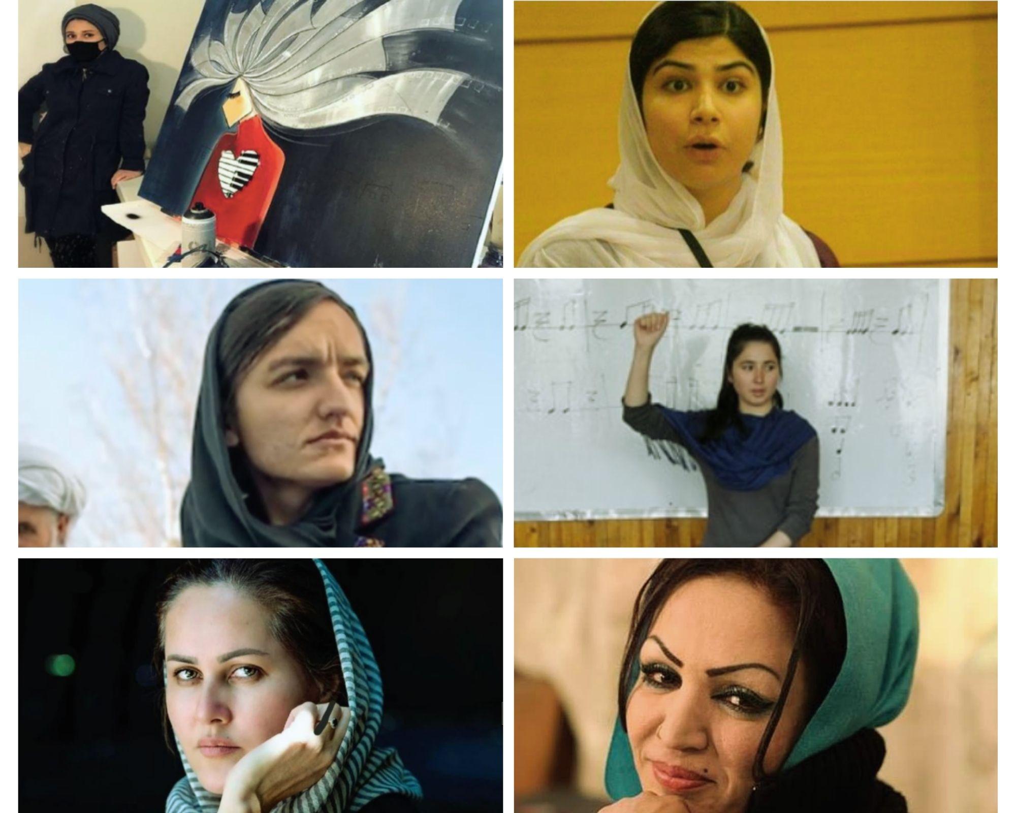 पितृसत्तात्मक समाज को चुनौती दे रही हैं अफ़ग़ानिस्तान की ये महिलाएं