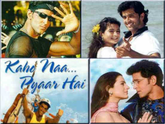 Kaho Naa Pyaar Hai - Bollywood Movie