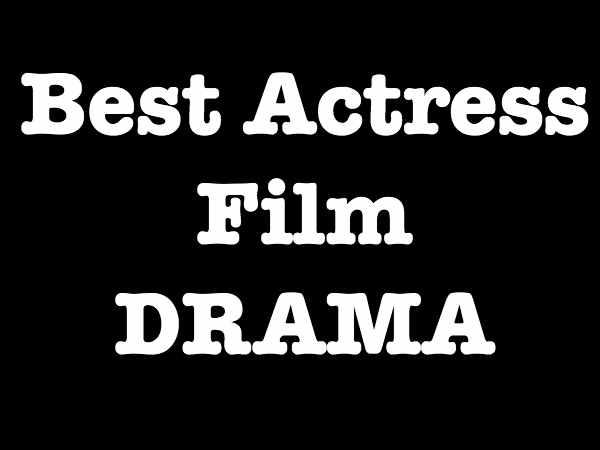 Best Actress Drama