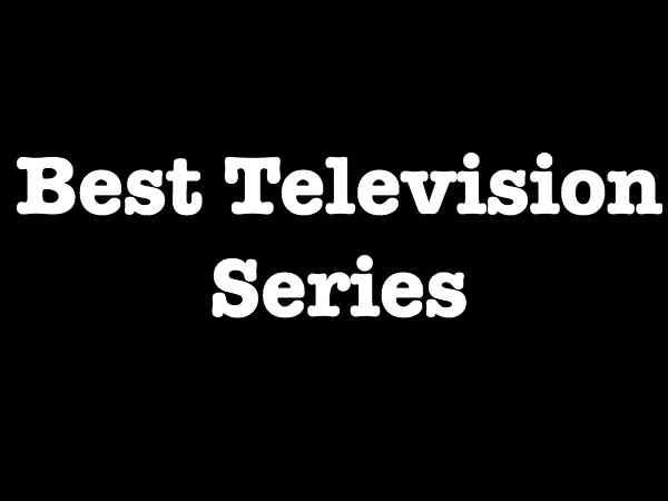 Best TV Series - Drama