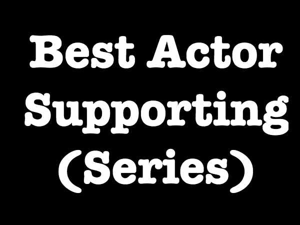 Best Actor Supporting Series