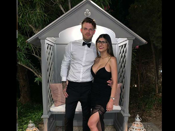 Mia Khalifa divorced and became an adult star