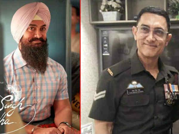 लाल सिंह चड्डा में आमिर खान- 100 करोड़ बजट