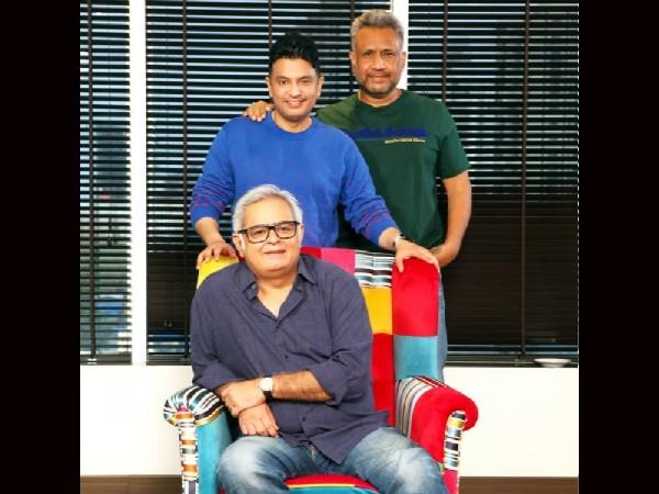 Anubhav Sinha, Bhushan Kumar and Hansal Mehta join hands, gear up for action thriller!