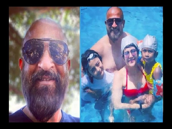 Raj Kaushal and Mandira Bedi have a lovely daughter Tara
