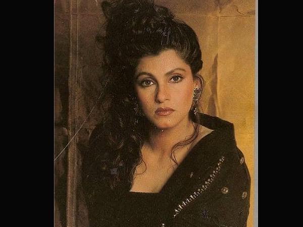 Returning from the film Sagar in 1984