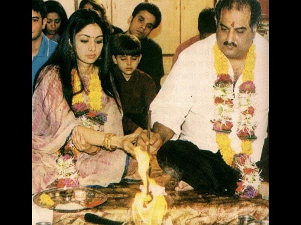 Sridevi chose her second life partner