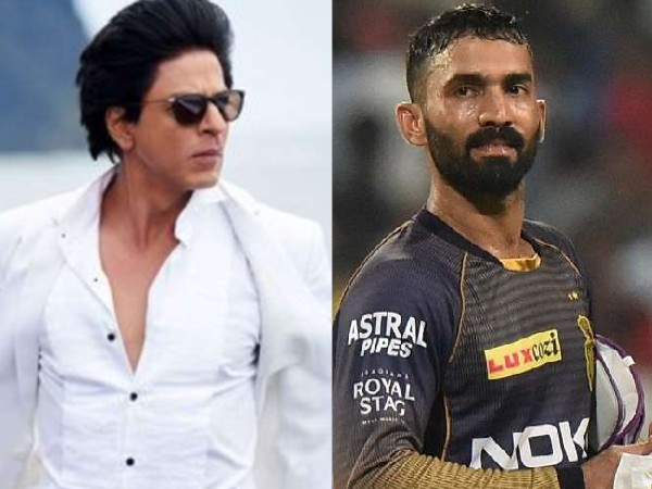 Shahrukh Khan had arranged a private jet to help Dinesh Karthik, now the big secret is open!