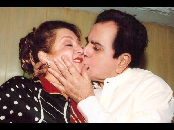 When Dilip Kumar spoke to Saira Banu - beautiful