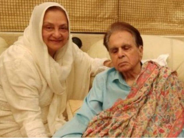Dilip Kumar and Saira Banu's pair is an example for the world