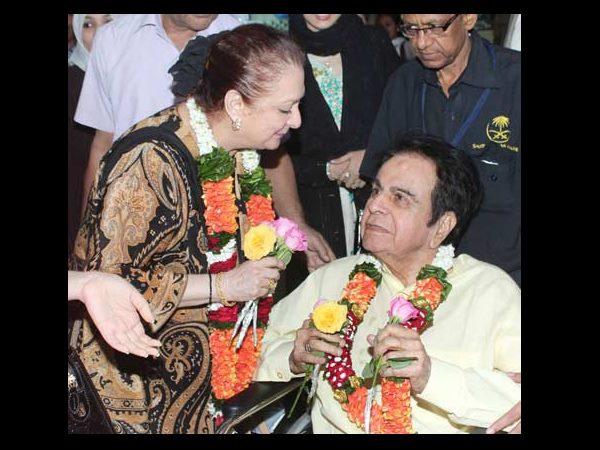 People said- Saira Banu and Dilip Kumar's relationship will break