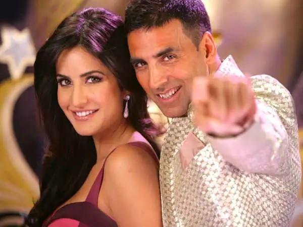 Akshay Kumar and Katrina pair