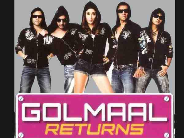 Golmaal Returns box office