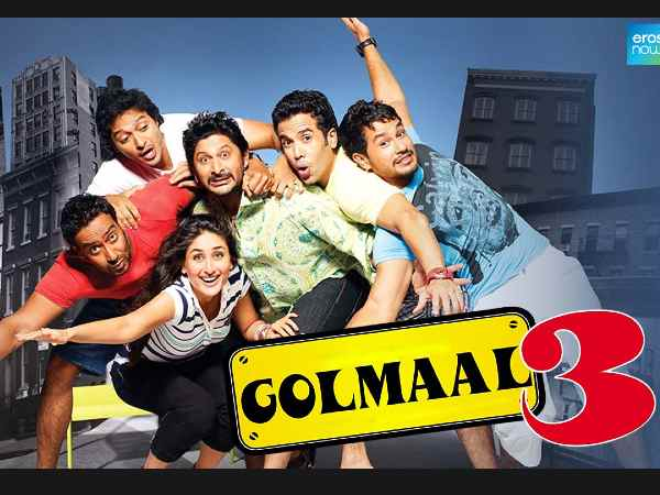 Golmaal 3 box office