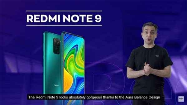 Redmi Note 9 को MIUI 12 का अपडेट मिलना हुआ शुरू