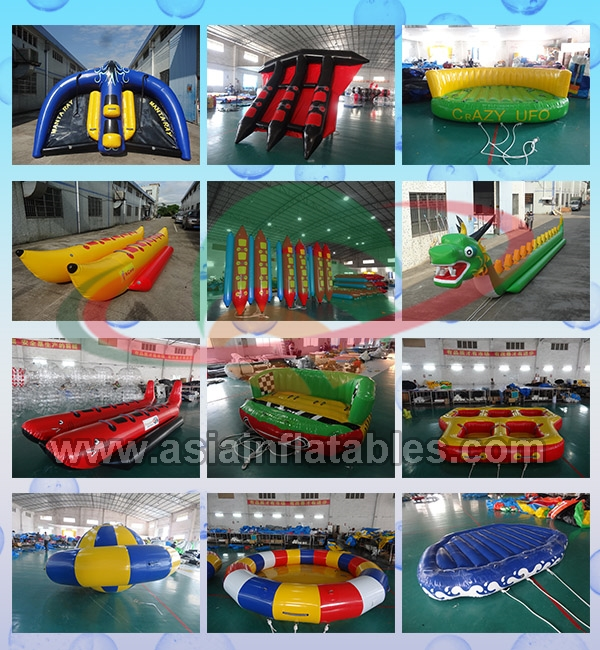 crazy sofa ride grey fabric corner scs 4 riders water sport inflatable towable inflatables ski tube