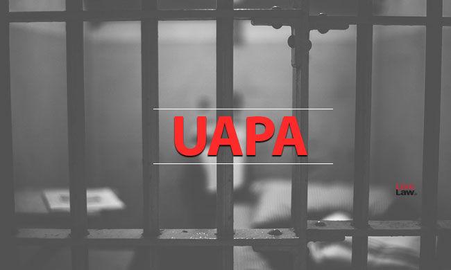 गैर कानूनी गतिविधियां (रोकथाम) कानून 1967( UAPA)