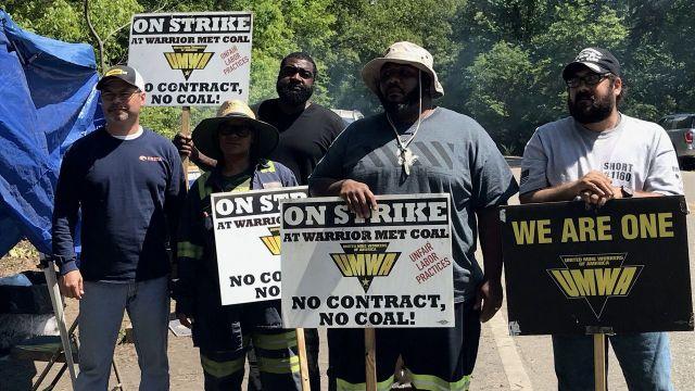 वॉरियर मेट में कोयला कर्मचारियों की हड़ताल को 2 महीने पूरे हुए