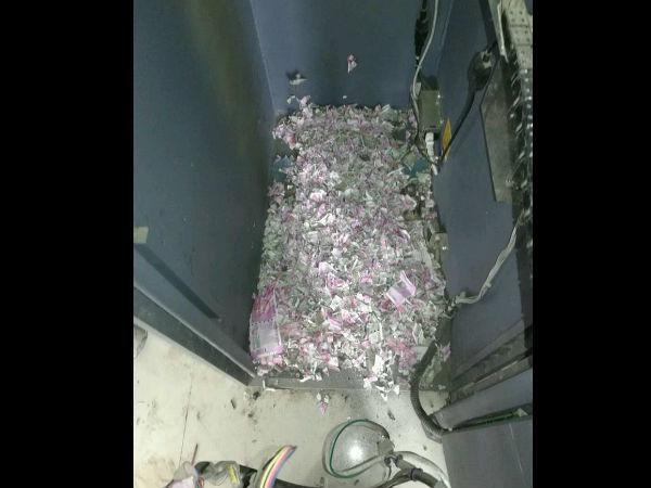 Assam's Tinsukia ATM