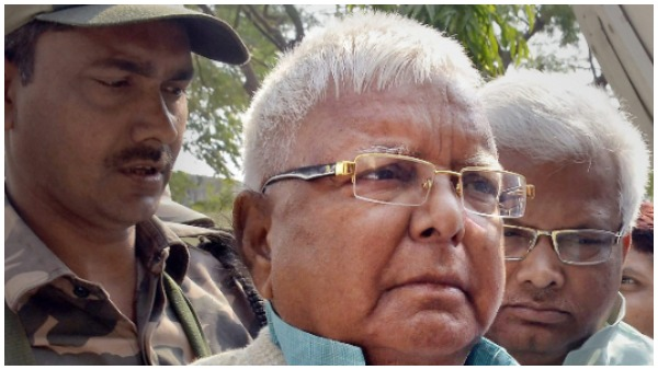 rjd chief lalu yadav hit back at pm narendra modi, says not double, it is trouble engine