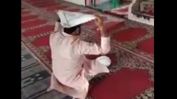 Imam gave permission to recite Hanuman Chalisa inside masjid