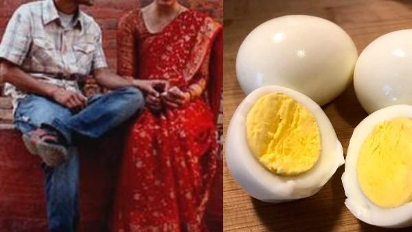अंडे को लेकर हुआ झगड़ा