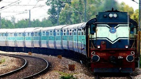 रेल मंत्रालय ने पायलट प्रोजेक्ट के तौर पर चलाई ट्रेन