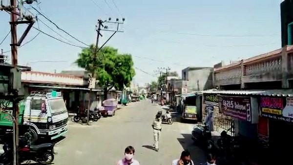 गुजरात का हॉट्स्पॉट एरिया है राजकोट