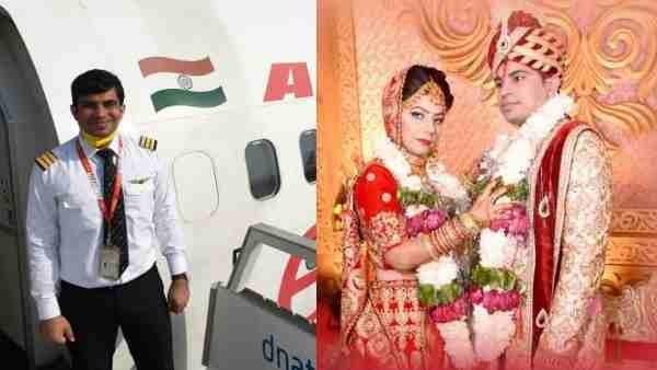 2017 में ज्वाइन किया था एयर इंडिया