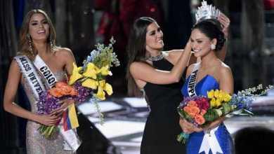 मिस यूनिवर्स 2015 बनी मिस फिलीपींस !